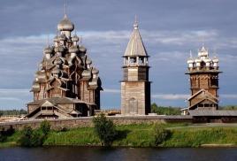 Кижи. Петрозаводск. 2дня